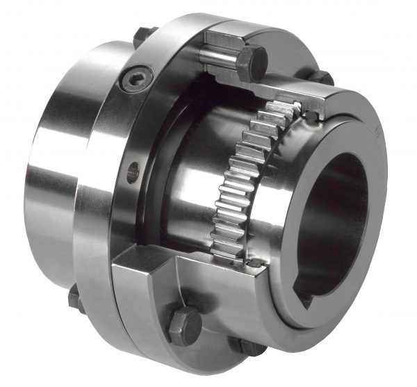 Size 1070G52 Gear Coupling